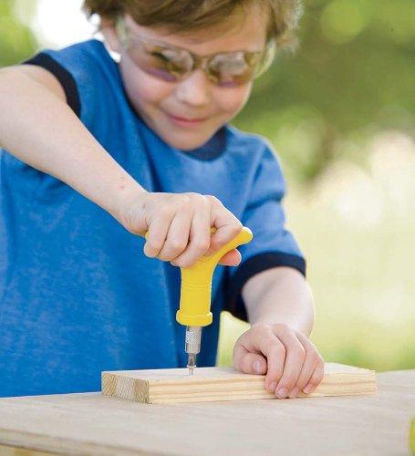 ToolKid 17-Piece Child's Hand Tools Set