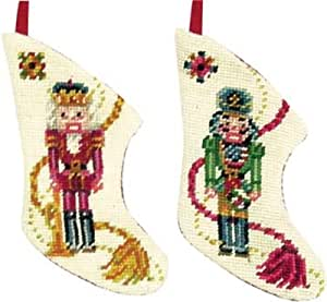 3X5 Inches Petit Point Mini STK,STRIKE UP THE BAND Assorted 2