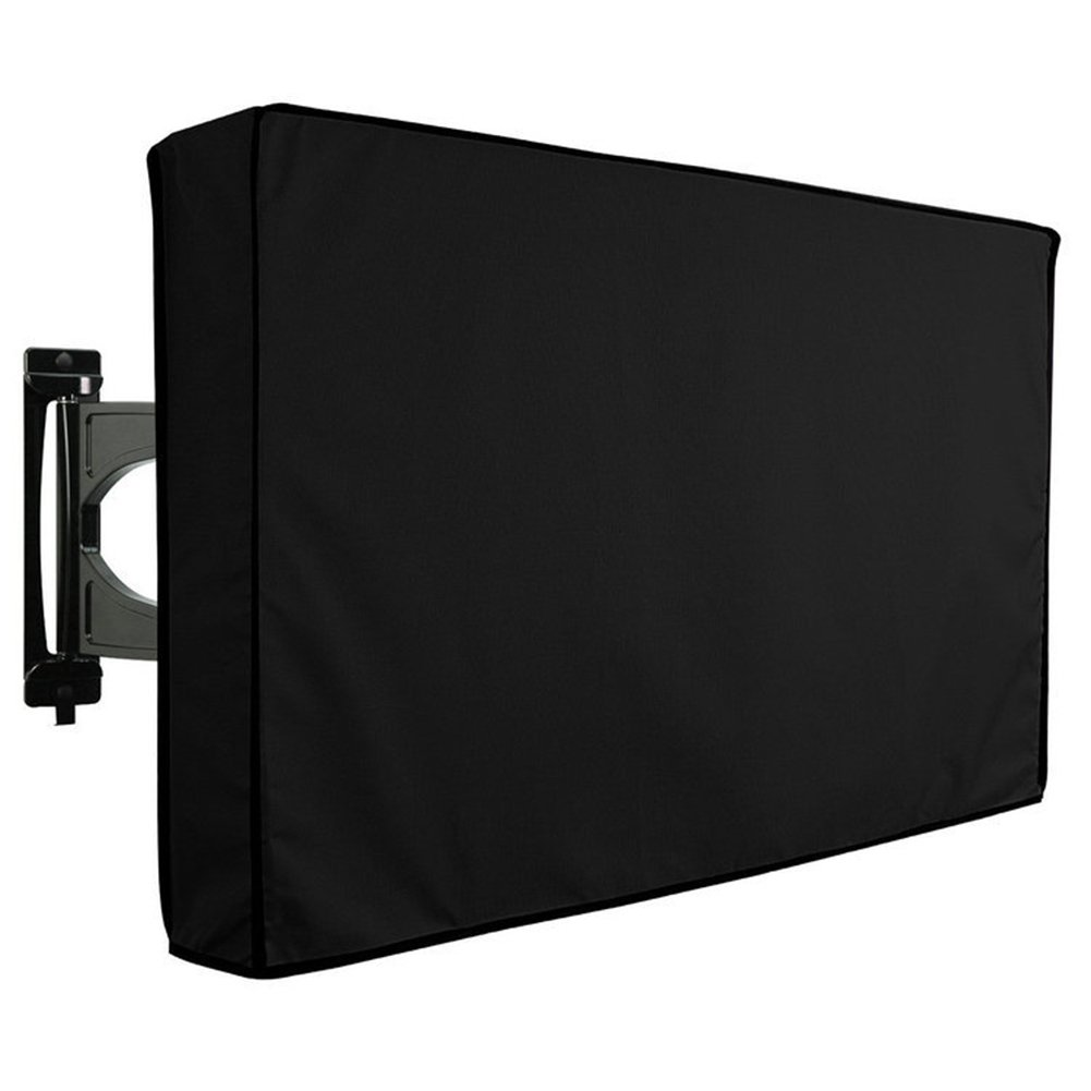 UMEXUS Outdoor TV Cover Waterproof TV Cover Dustproof LCD LED Television Protector (40''-42'')