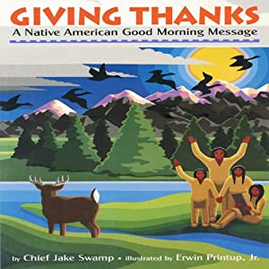 Giving Thanks Audiobook
