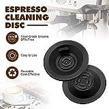 AIEVE Espresso Cleaning Disc for Breville Espresso