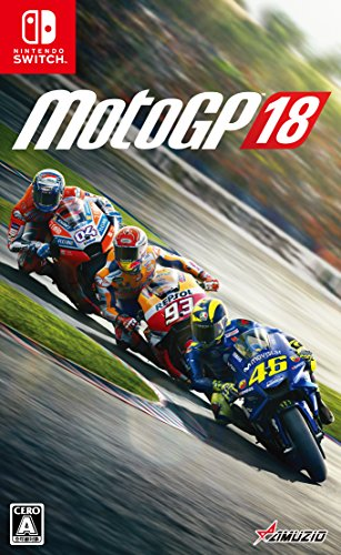 MotoGP18の商品画像