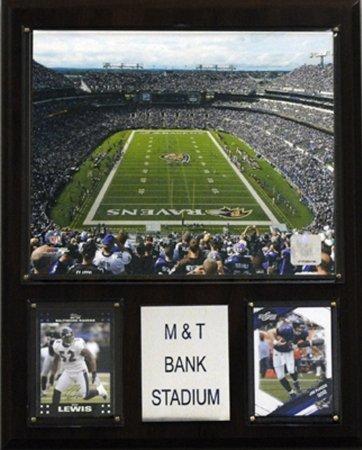 NFL M&T Bank Stadium Plaque (M&t Bank Stadium)