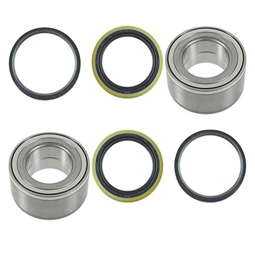 Wheel Hub Wheel Bearing & Seal Kit Front Driver & Passenger for Toyota Tacoma