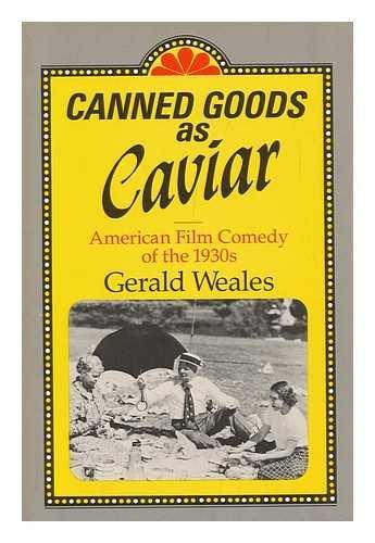 E.B.O.O.K Canned Goods As Caviar: American Film Comedy of the 1930s [P.P.T]
