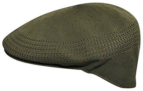 - Kangol Men's Tropic Ventair 504 Cap , Army Green, Medium