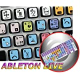 NEW ABLETON LIVE (AUDIO EDITING) DECALS SHORTCUTS FOR KEYBOARD