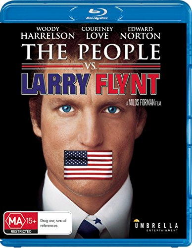 The People vs Larry Flynt [Region B] [Blu-ray]