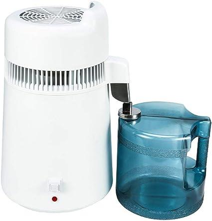 6L Hogar Puro Destilador De Agua De La Máquina Agua Destilada ...