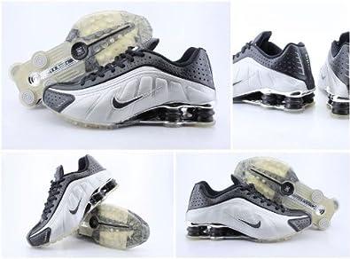 Nike Shox R4 Silver / black / Chrome UK 10 EU 45