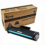 V4INK 1 Pack Samsung MLT-D104S Toner Cartridge (MLTD104S) Compatible Remanufactured for Samsung ML-1660/1661/1665/1670/1675/1860/1861/SCX-3201/3206 series