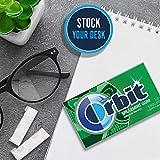 Orbit Spearmint Sugarfree Gum, 14 Pieces