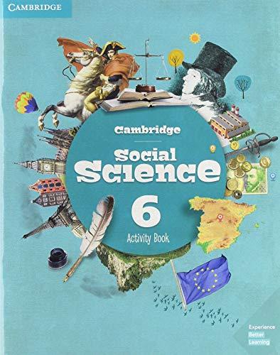 Cambridge Social Science Level 6 Activity Book (Social Science Primary) por Cambridge University Press