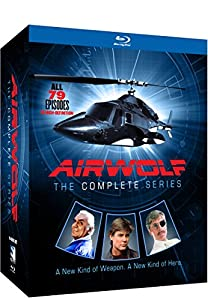 Airwolf - The Complete Series - BD [Blu-ray] from Mill Creek Entertainment