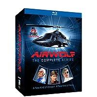 Airwolf - La serie completa - BD [Blu-ray]