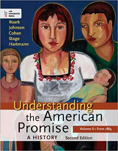 Amazon understanding the american promise volume ii from 1865 understanding the american promise volume ii from 1865 2 2nd edition kindle edition fandeluxe Images