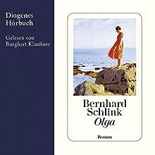 Olga Hörbuch von Bernhard Schlink Gesprochen von: Burghart Klaußner