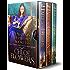 Pirates & Petticoats Historical Saga Books 1-3: Hart's Desire, Hart's Passion, Hart's Reward; A Romantic Action and Adventure Saga