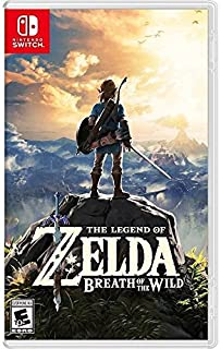The Legend of Zelda: Breath of the Wild + Expansion Pass Bundle - Nintendo Switch [Digital Code] (B078JXVGS7) | Amazon Products