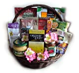Healthy Mother's Day Gift Basket by Well Baskets