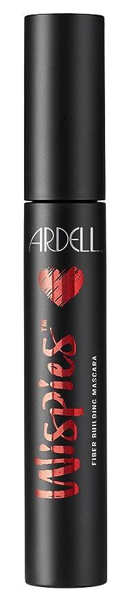 c2b3f8ee1bf Ardell Beauty Wispies Fibre Building Mascara, Jet Black: Amazon.co ...