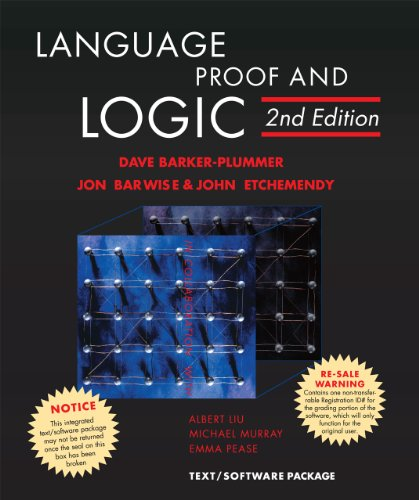 Language, Proof and Logic, 2nd - City Center Lancaster