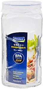 BPA FREE Glass Food Container, Sealed, Reusable, 3 liter (101 oz)