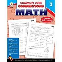 Common Core Connections Math, Grade 3