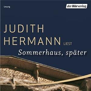 Sommerhaus, später Audiobook
