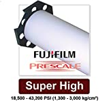 Fujifilm Prescale Super High Tactile Pressure Indicating Sensor Film