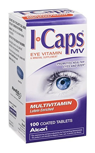 ICAPS MV Tablets 100 ea(Pack of 6) Review