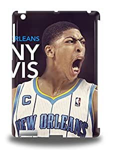 Cute High Quality Ipad Air NBA New Orleans Pelicans Anthony Davis #23 3D PC Case ( Custom Picture iPhone 6, iPhone 6 PLUS, iPhone 5, iPhone 5S, iPhone 5C, iPhone 4, iPhone 4S,Galaxy S6,Galaxy S5,Galaxy S4,Galaxy S3,Note 3,iPad Mini-Mini 2,iPad Air )