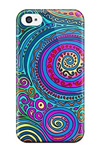 Valerie Lyn Miller Case Cover For Iphone 4/4s - Retailer Packaging Graphic Art Protective Case