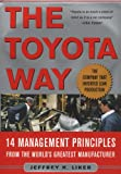 The Toyota Way, Jeffrey K. Liker, 0071392319