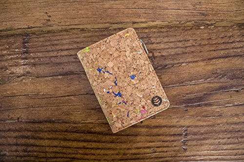 With Free or Cruelty Use Credit Vegan Purse Cork Leather Coins Wallet IDs and For Cards amp; Gift Daily Pocket Women Special Traveling Beautiful Non A Slots for for For vF6qxfFzw