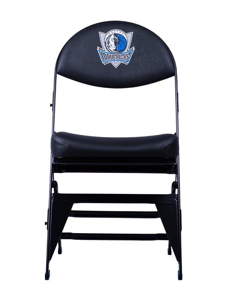 Spec Seats Official NBA Licensed X-Frame Courtside Seat Dallas Mavericks