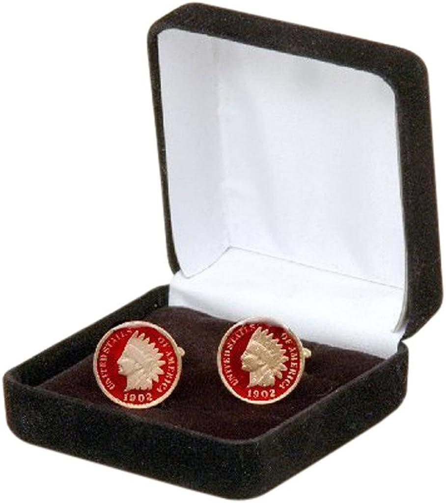 Georgia Coin Cufflinks