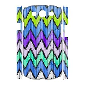 ALICASE Cover Case Aztec Tribal 3D Diy For Samsung Galaxy S3 I9300 [Pattern-1]