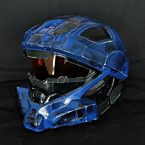 1:1 Custom Halloween Game Costume Cosplay Movie Prop Mask Halo Recon Helmet MA516 (Halloween Movie Props)