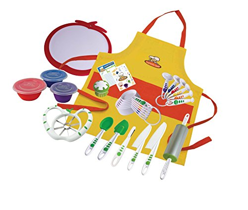 Curious Chef 25-Piece Kitchen Basics Kit