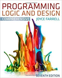 Programming Logic And Design Comprehensive 7th Edition Pdf