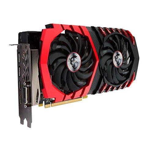MSI Radeon RX 480 Gaming X 8GB DDR5 256bit 1xDVI 2xHDMI 2xDP