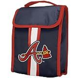 MLB Atlanta Braves Velcro Lunch Bag