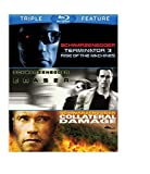 Arnold Schwarzenegger Triple Feature (Terminator 3: Rise of the Machines / Eraser / Collateral Damage) [Blu-ray] by Warner Home Video