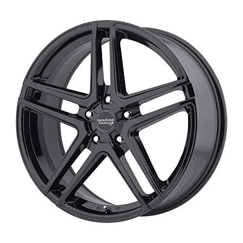 (American Racing AR907 Gloss Black Wheel (15x7