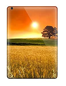 New Arrival Cover Case With Nice Design For Ipad Air- Sunny Day