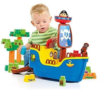 Molto Blocks Pirata30 Barco Pirata30 Piezas Blocks Blocks Piezas Molto Barco Molto Barco jA35L4Rq