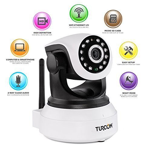Turcom Wireless Security Surveillance Detection