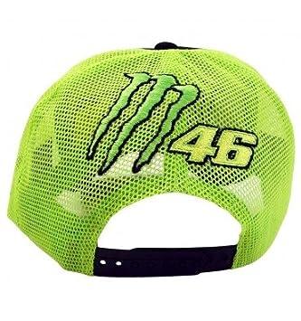 Gorra Cap Valentino Rossi Monster 46: Bomb The Bass: Amazon.es: Música
