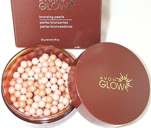 Beads Bronzing (Avon Glow Bronzing Pearls - Sunkissed)